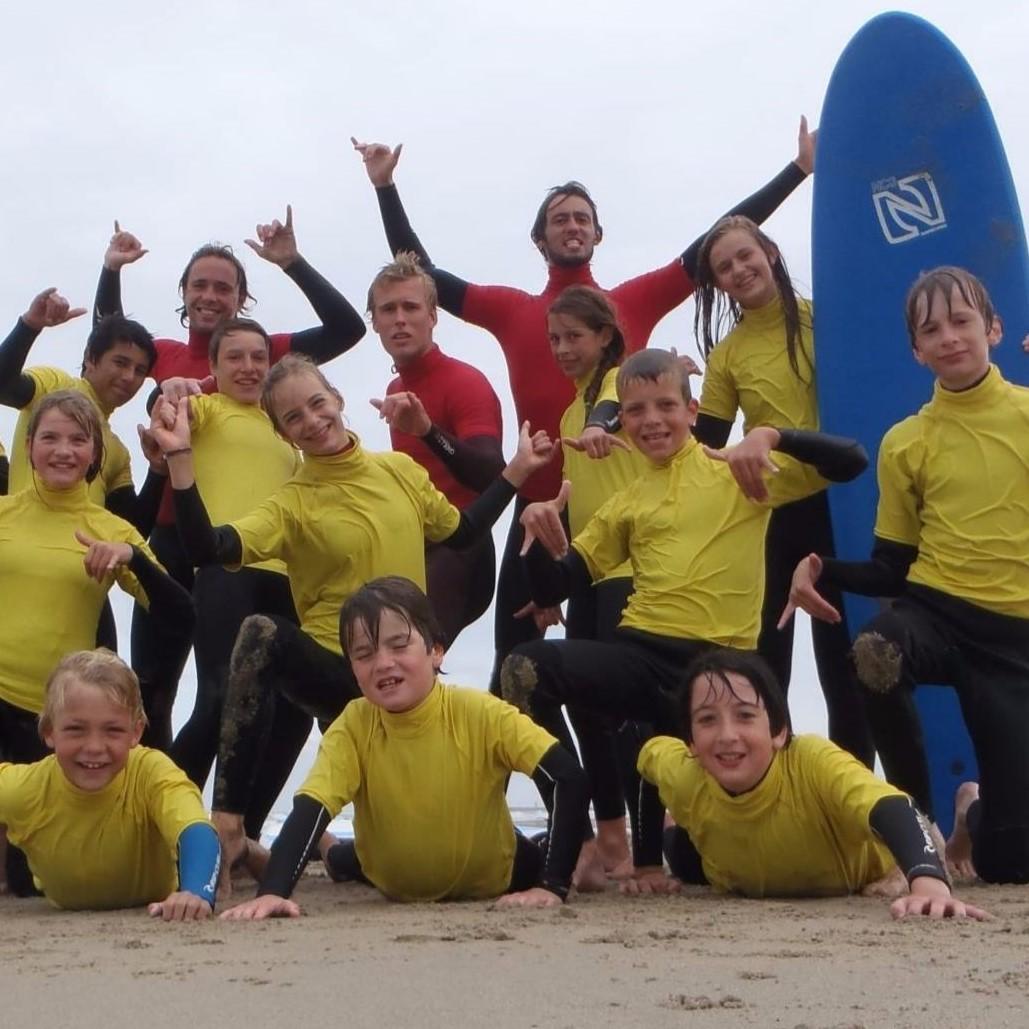 Schrijf je in surfkamp Patagonia Scheveningen