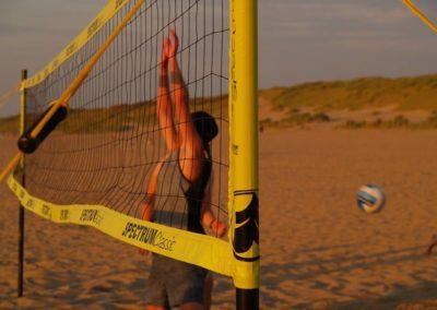 Beachvolleybal scheveningen